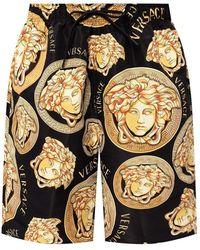 Versace Swim Short - Geel