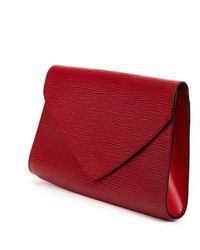 Louis Vuitton Custodia vintage - Rosso