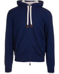 Fedeli Sweater - Blauw