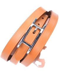 Hermès Armband - Bruin