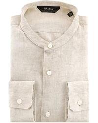 AMI Shirt 905403Zcsg1 - Neutro
