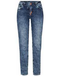 ROSNER Jeans Masha 097 - Blauw