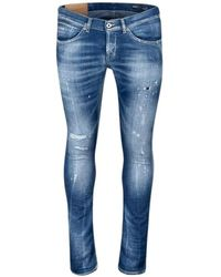 Dondup Jeans Up232-ds0145u-ay9/800 - Blauw