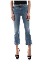 Pinko Fannie Riem Jeans - Blauw