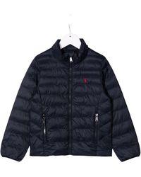 Polo Ralph Lauren Outwear Bomber Jacket - Blauw