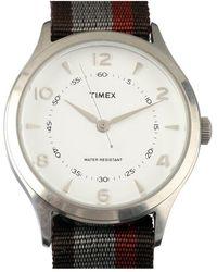 TIMEX ARCHIVE Watch Tw2T97100Lg - Braun