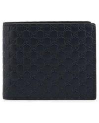 Gucci Wallet Mod. 260987_bmj1n - Blauw