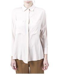 Erika Cavallini Semi Couture Semi-couture Shirts - Wit