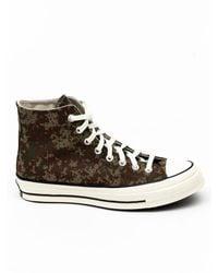 Converse Chuck 70 Hi Sneakers - Groen