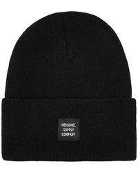 Herschel Supply Co. Beanie - Zwart