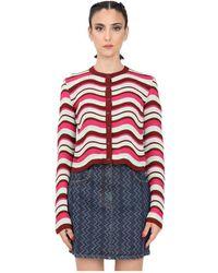 Missoni Sweater - Roze