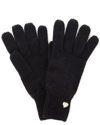 Guess Aw8221wol02 Gloves Women Black - Zwart