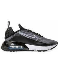 Nike Sneakers W-airmax2090 - Zwart