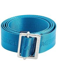 Karl Lagerfeld Belt - Blu