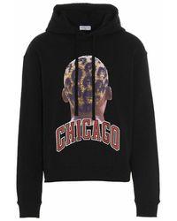 ih nom uh nit Nus21234009 Sweatshirt - Zwart