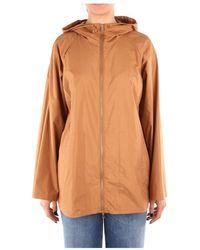 Emme Di Marella Alfio Waterproof Jacket - Naturel