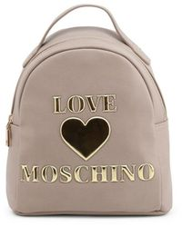 Love Moschino Tas - Grijs