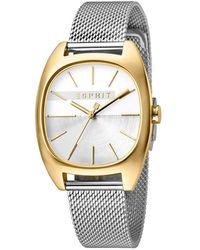 Esprit Watch Es1l038m0115 - Geel