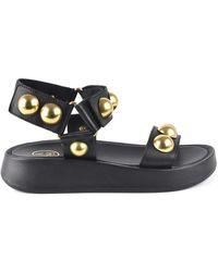 Ash Sandals - Noir