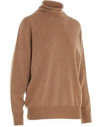Maison Margiela Sweater Beige - Neutro
