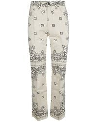 Tory Burch Jeans - Wit