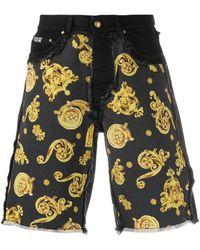 Versace Jeans Couture - Baroque Denim - Lyst