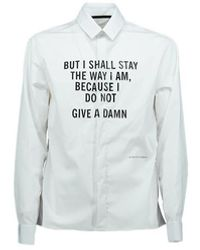 Haider Ackermann Shirt - Wit