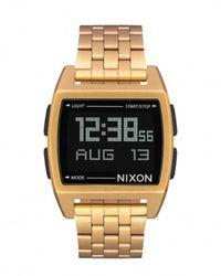 Nixon Watch - Geel