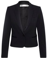 Inwear Blazer court RoseauIW - Noir