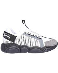 Moschino Sportschoenen - Wit