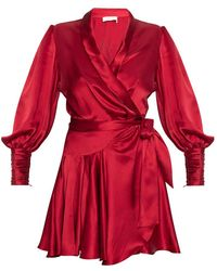 Zimmermann Dress - Rood