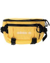 adidas Originals Branded Belt Bag - Geel