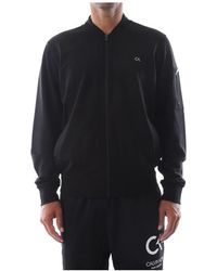 Calvin Klein - Hoody Logo Sweater Longwear - Lyst