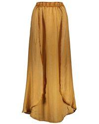 Mes Demoiselles Skirt - Geel