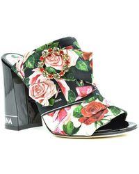 Dolce & Gabbana Sandals Verde
