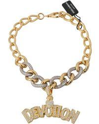 Dolce & Gabbana Chain Verklaring Ketting - Geel