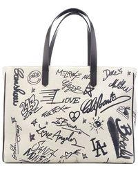 Golden Goose Deluxe Brand Shopper Bag - Wit