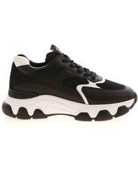 Hogan Hyperactief Sneakers - Zwart