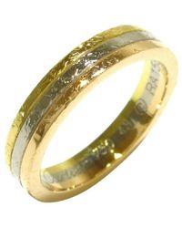 Cartier Tweedehands Ring - Geel