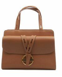 Moschino Handbag jc4205pp1dlk 12 - Marron