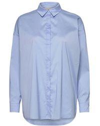 Notes Du Nord Kira Shirt X - Blauw