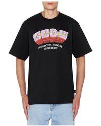 Belstaff - T-shirt Negro - Lyst