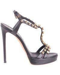 Ninalilou Shoes Sandals 281064Ch - Noir
