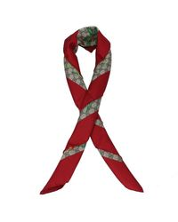 Gucci Scarf - Rood