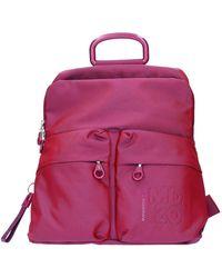 Mandarina Duck Qmtz4 Backpack - Pink
