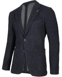 Cavallaro Jacket blazer - Bleu