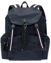 Bally Crew Backpack - Blauw