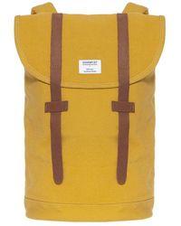 Sandqvist Backpack Stig - Geel