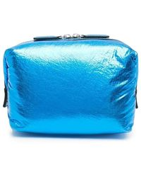 Karl Lagerfeld Neceser Azul
