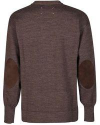 Maison Margiela Sweater - Marron